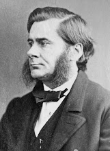 Photo: Thomas Henry Huxley in ? Photographer: ? First published: ? Copyright of photograph: G. W. Beccaloni.
