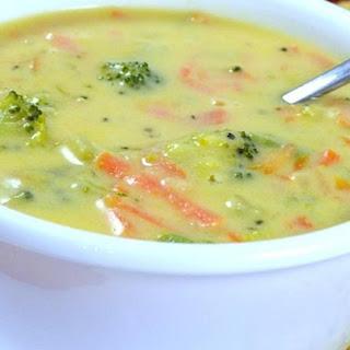 Copycat Panera® Broccoli Cheddar Soup.