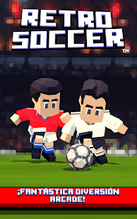 Retro Soccer - Arcade Football Screenshot