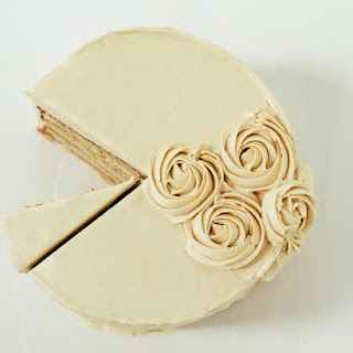 Sweet! a Cardamom Cake with Coffee Buttercream Recipe