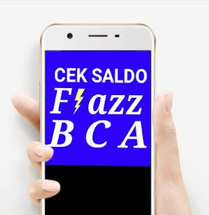 Cara Cek Saldo Flazz Bca On Windows Pc Download Free 8 4 Cek
