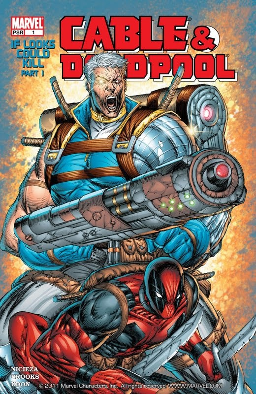 Cable & Deadpool (2004) - complete