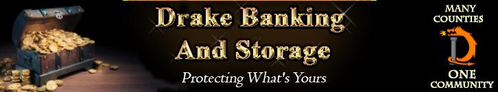 Drake Banking and Storage