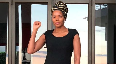 Connie Ferguson plays Harriet Khoza in The Queen.