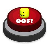 OOF! Roblox Button icon