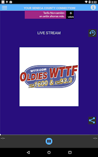WTTF - AM 1600- screenshot thumbnail