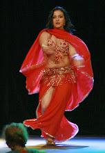 Photo: kursy tańca: bellydance ; wykładowca Aneta Gienibor