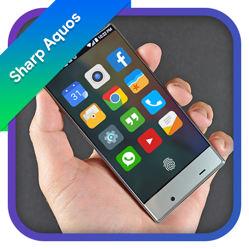 Theme for Sharp Aquos - Aplikasi di Google Play