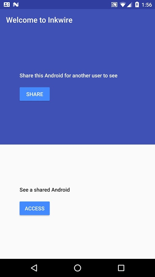 Inkwire Screen Share + Assist – Android-Apps  auf Google Play