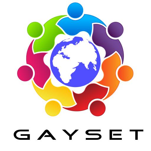 Gayset - социальная Гей сеть. 遊戲 App LOGO-硬是要APP