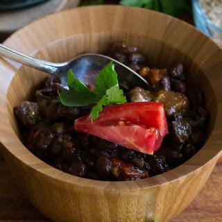 Feijoada (Brazilian Black Bean Stew) [Vegan, Gluten-Free]