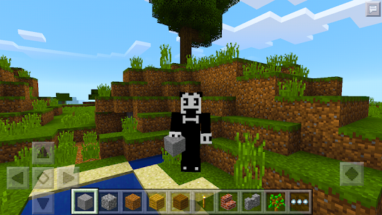 Skins for MCPE for Bendy and the Ink Machine Screenshots