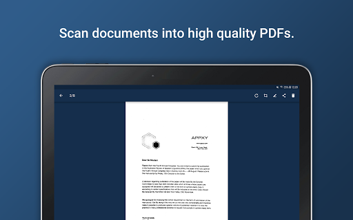 Screenshot for Tiny Scanner Pro: PDF Doc Scan in United States Play Store