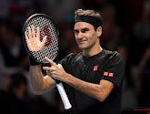 Roger Federer had drie sets nodig tegen Daniel Evans om zich te plaatsen voor de volgende ronde