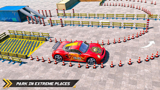 Car Parking 3D Games: Modern Car Game 1.0.8 screenshots 18