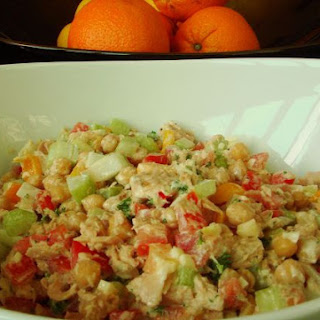 Chick Pea Salad
