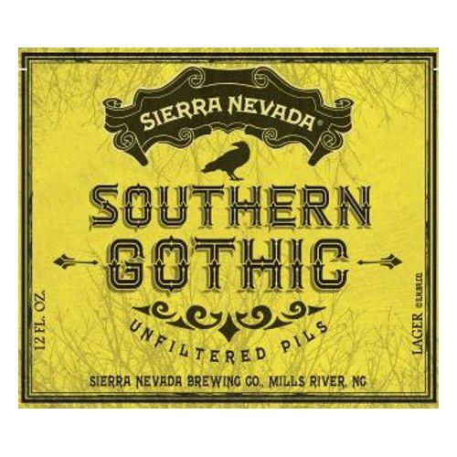 Logo of Sierra Nevada Southern Gothic Pils