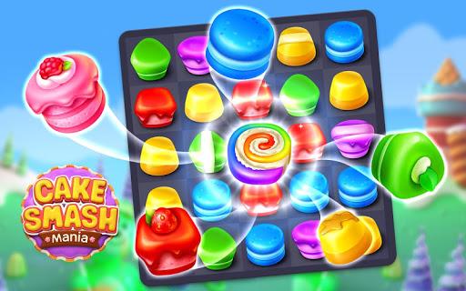 Cake Smash Mania - Swap and Match 3 Puzzle Game apkmr screenshots 16