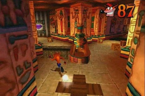 New Guide Crash Bandicoot- screenshot thumbnail