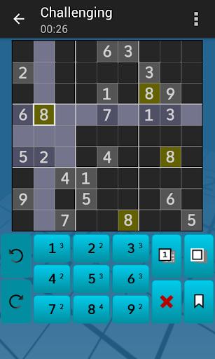 Sudoku - Logic Puzzles cheat screenshots 3