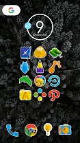 Gono - Icon Pack app for Android screenshot