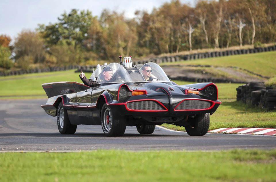 Batmobile Lincoln Futura Concept Car Hire Cardiff