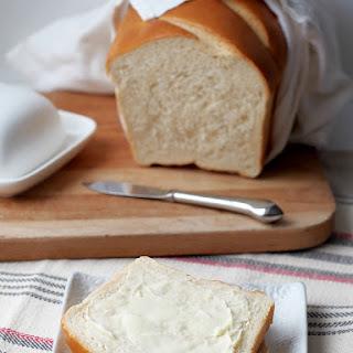 Honey White Bread.