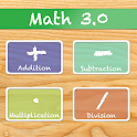 Math 3 Numbers to and over 100 icon