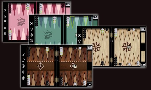 Backgammon - Online- screenshot thumbnail