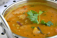 Roasted Gram Sambar