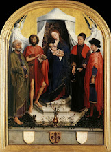 Photo: Virgin with the Child and Four Saints, 1450-51