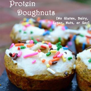 Pumpkin Protein Doughnuts [Challenge Accepted]