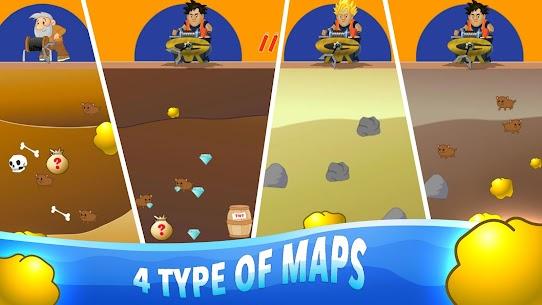 Gold Miner Classic: Gold Rush, Mine Mining Game 1
