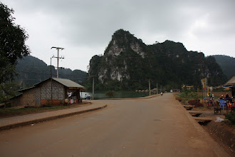 Photo: Day 244 - Town of Vieng Xai (Victory City)