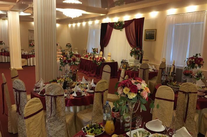 Фото №2 зала Зал «Княжеский»