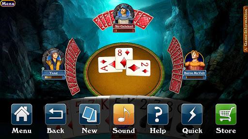 Hardwood Spades Free 2.0.422.0 screenshots 5