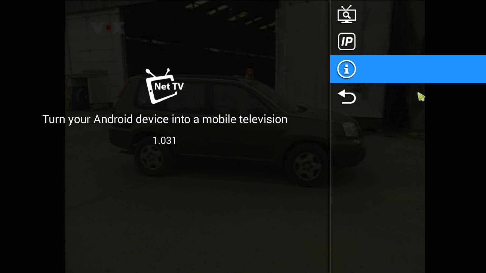 DTV Viewer- screenshot