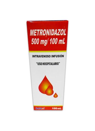 metronidazol 500mg/100ml i.v balaxi