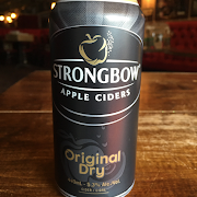 Strongbow  Cider Can 440ml