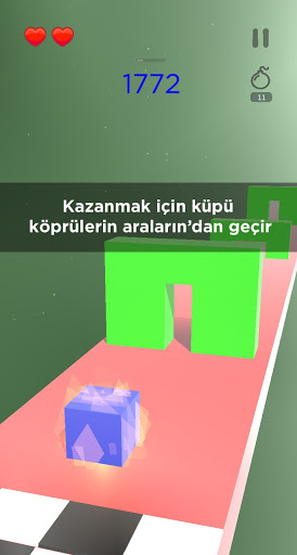 Cube Highway screenshot 2