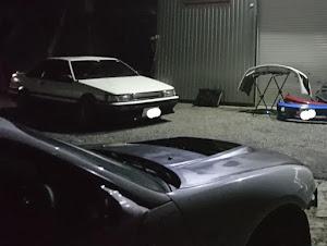 カローラレビン AE86 2dor GT-APEX  S60のカスタム事例画像 はっちゃんさんの2019年01月20日22:07の投稿