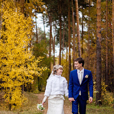 Wedding photographer Tatyana Cherepanova (anna211107). Photo of 21.10.2014