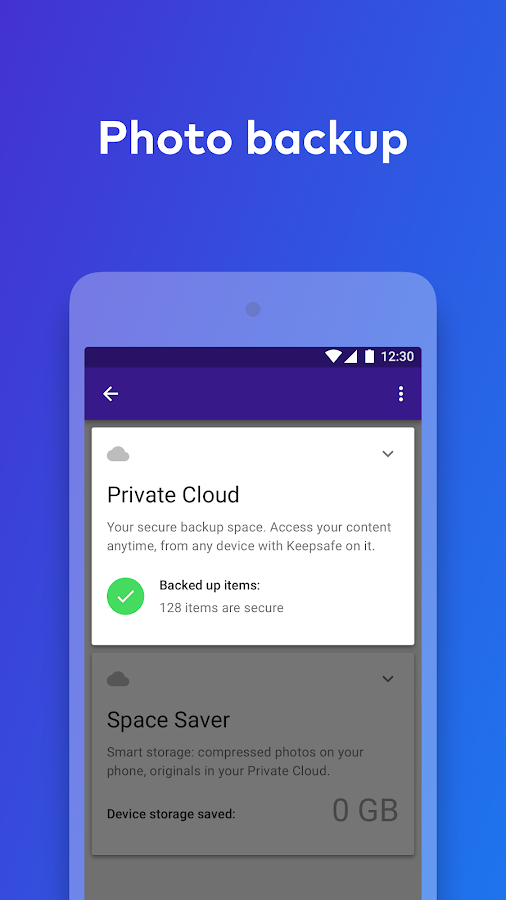 Keepsafe Photo Vault: Hide Private Photos & Videos- screenshot