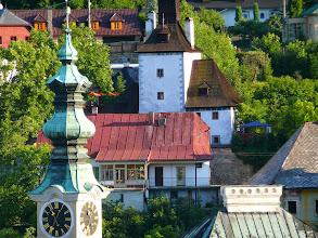 Photo: Středoslovenské město Banská Štiavnica