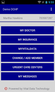 Driscoll Health Plan Mobile- screenshot thumbnail