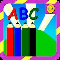 Bee Menulis ABC dan Menggambar