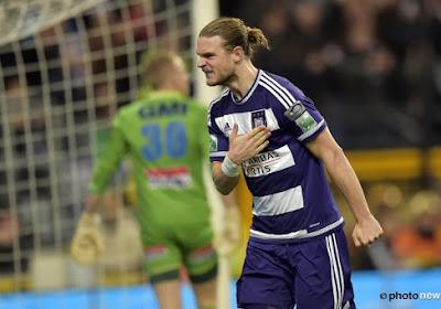 Le Sporting Anderlecht s'est imposé 2-1 à domicile face à Westerlo