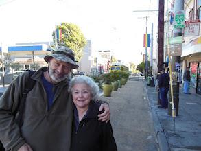 Photo: Happy in The Castro