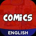 Comics Amino for Comic Fans icon