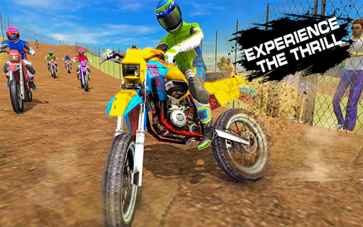 Dirt Track Racing 2019: Moto Racer Championship painmod.com screenshots 7